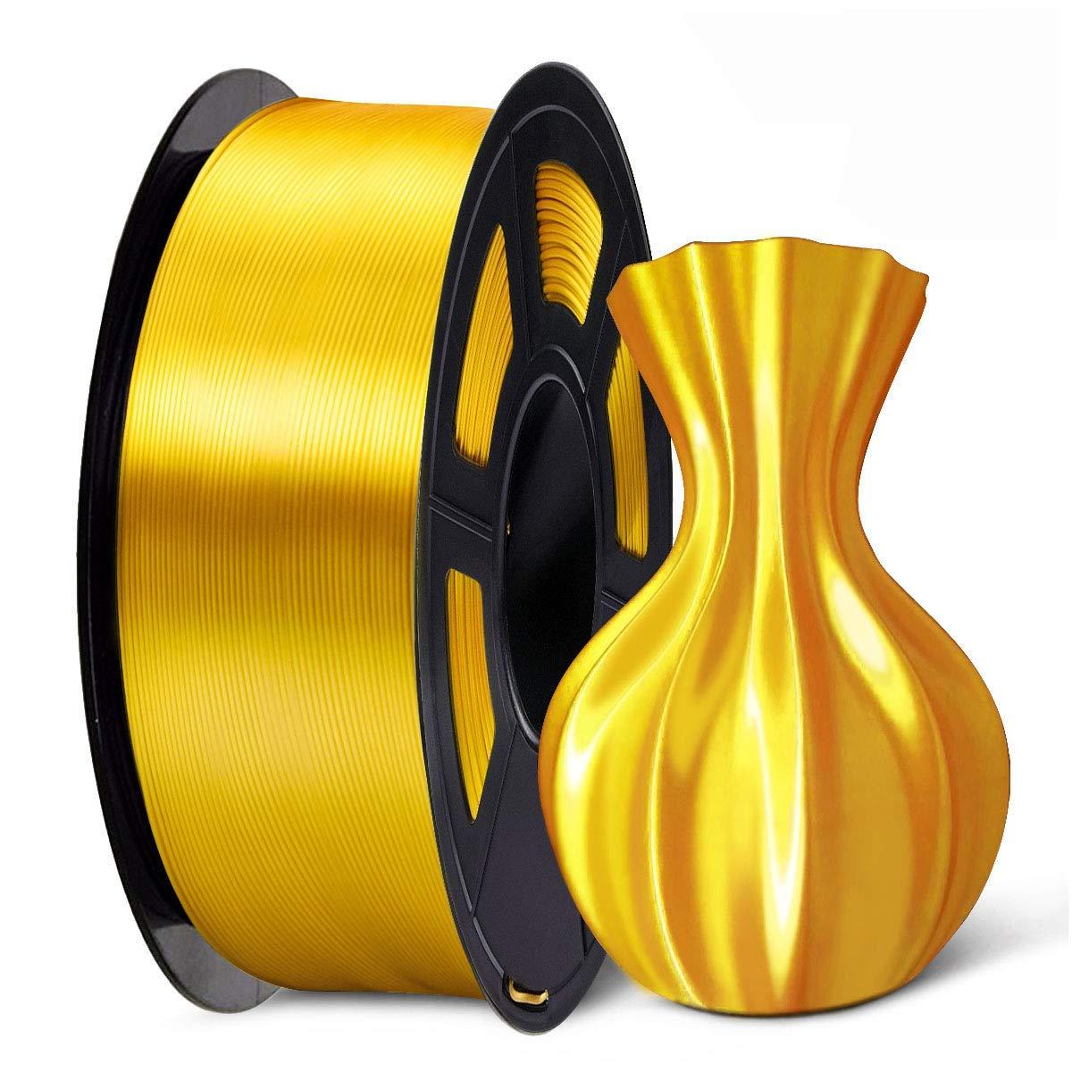 SUNLU PLA Silk Light  Gold