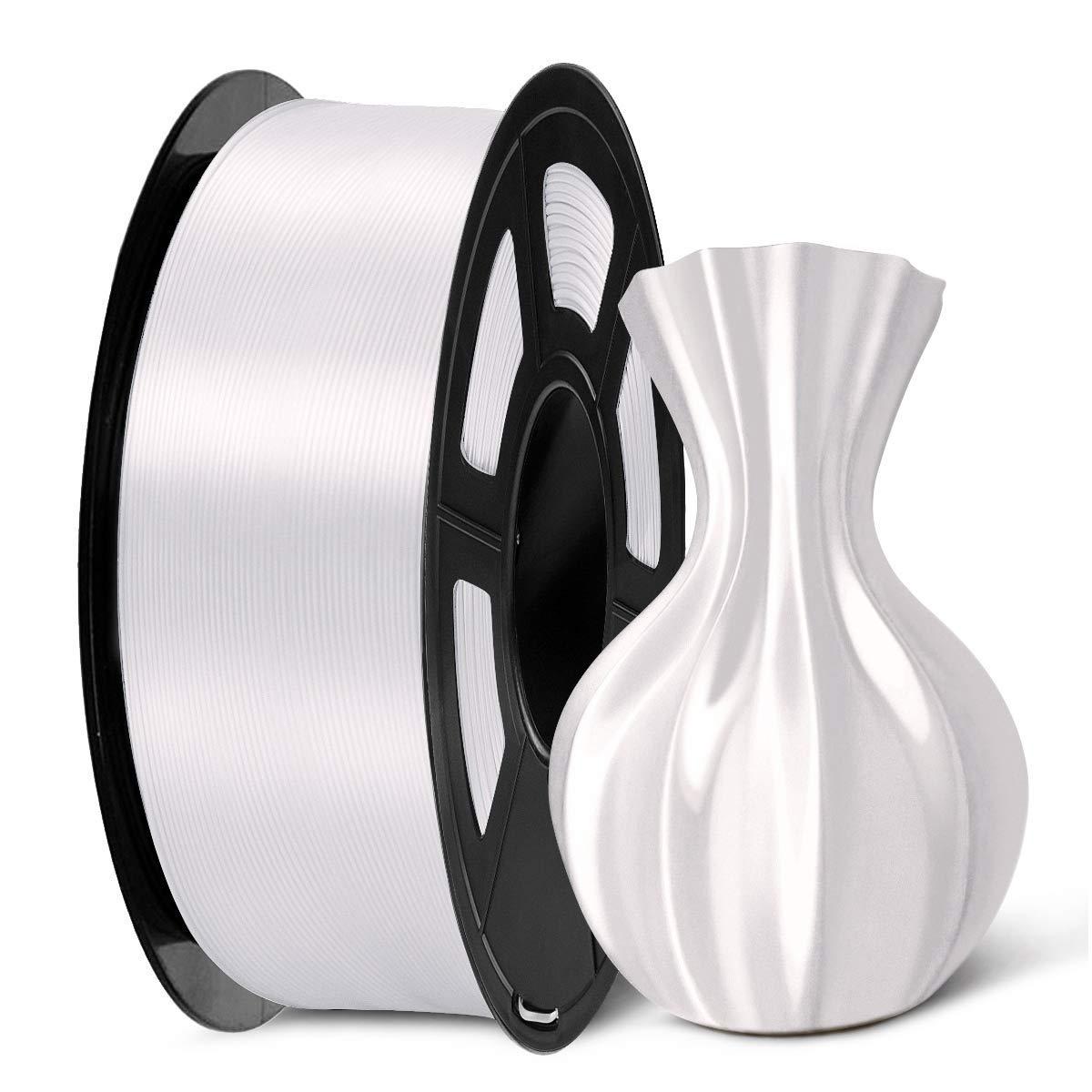SUNLU PLA Silk White