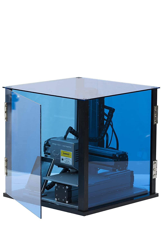 Acrylic Enclosure (Blue)