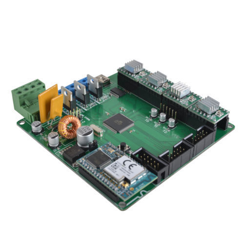 Motherboard for 4 cup coffee printer