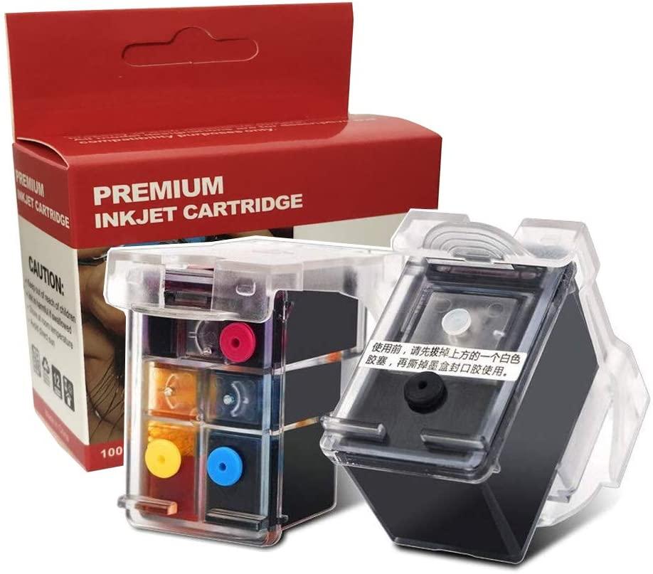Coffee printer cartridges