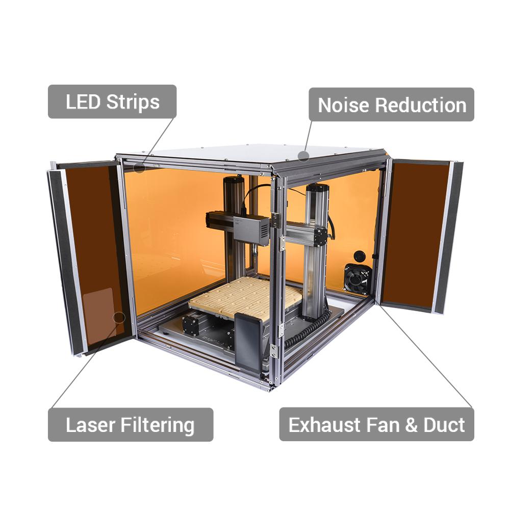 Snapmaker  A250 3D Printer Enclosure