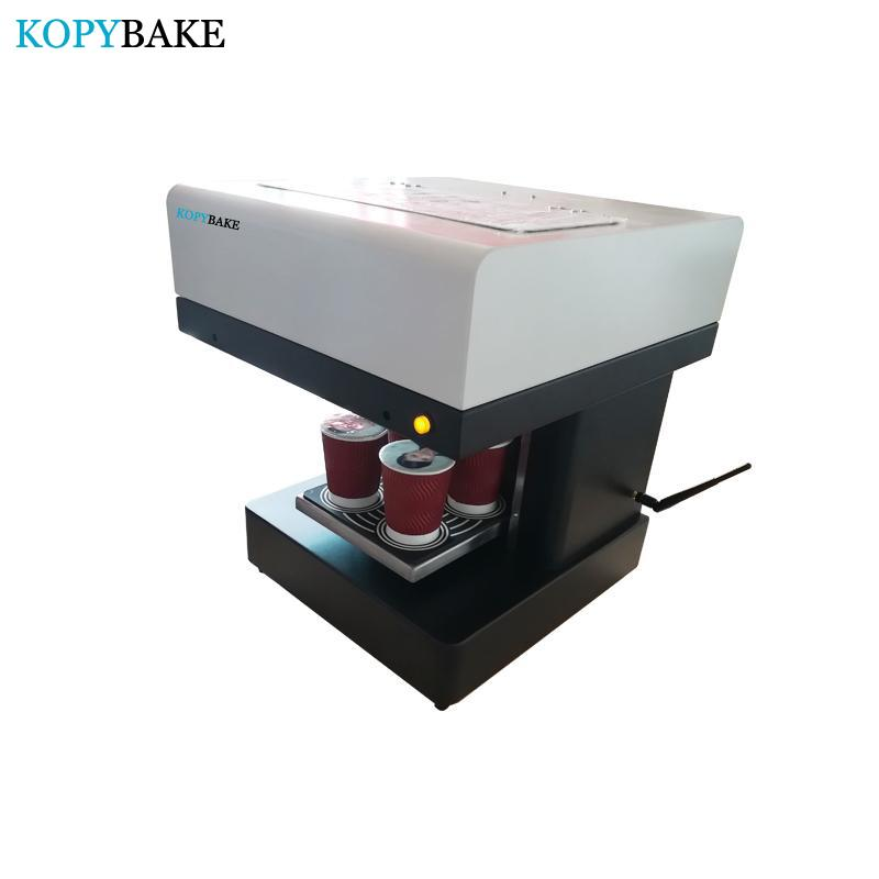 Coffee Printer 4 CUP With Tablet