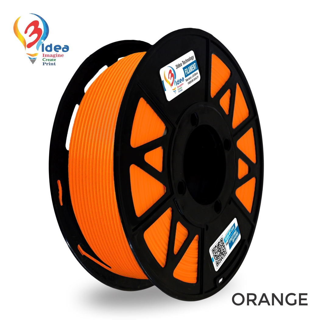 ABS  Filament Orange