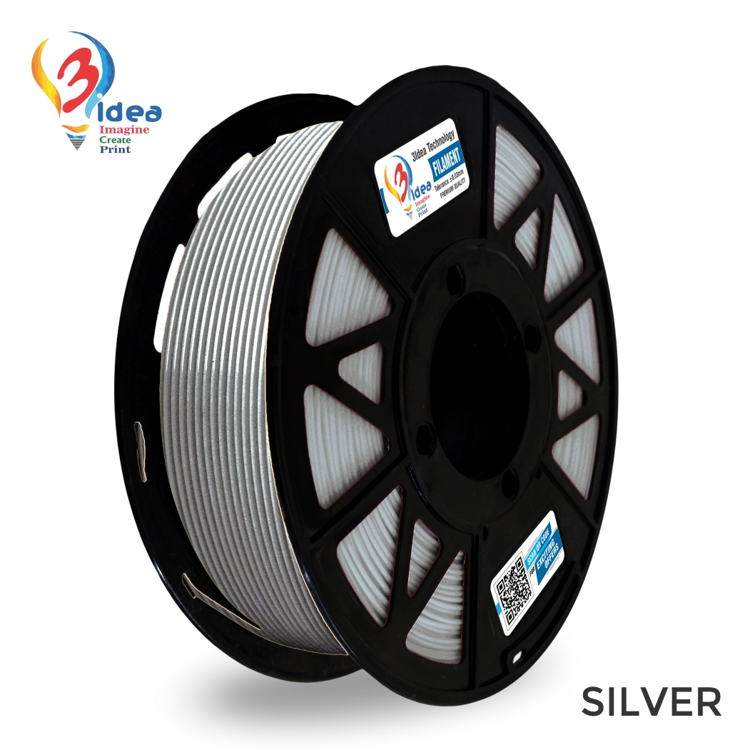 ABS Filament Silver