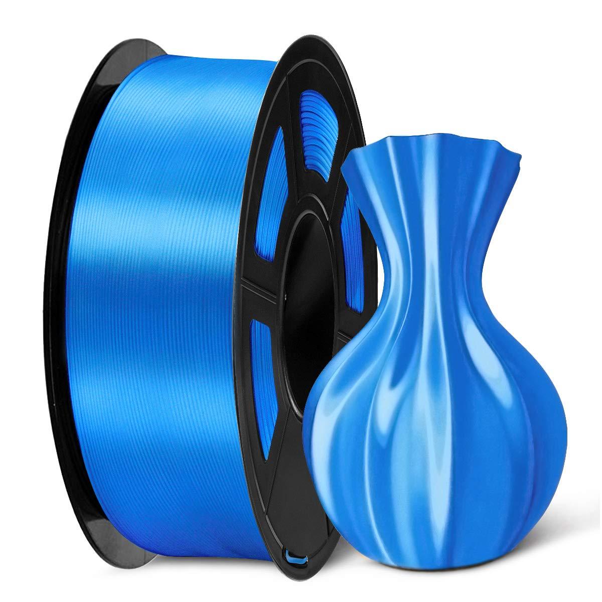 SUNLU TPU Transparent Blue