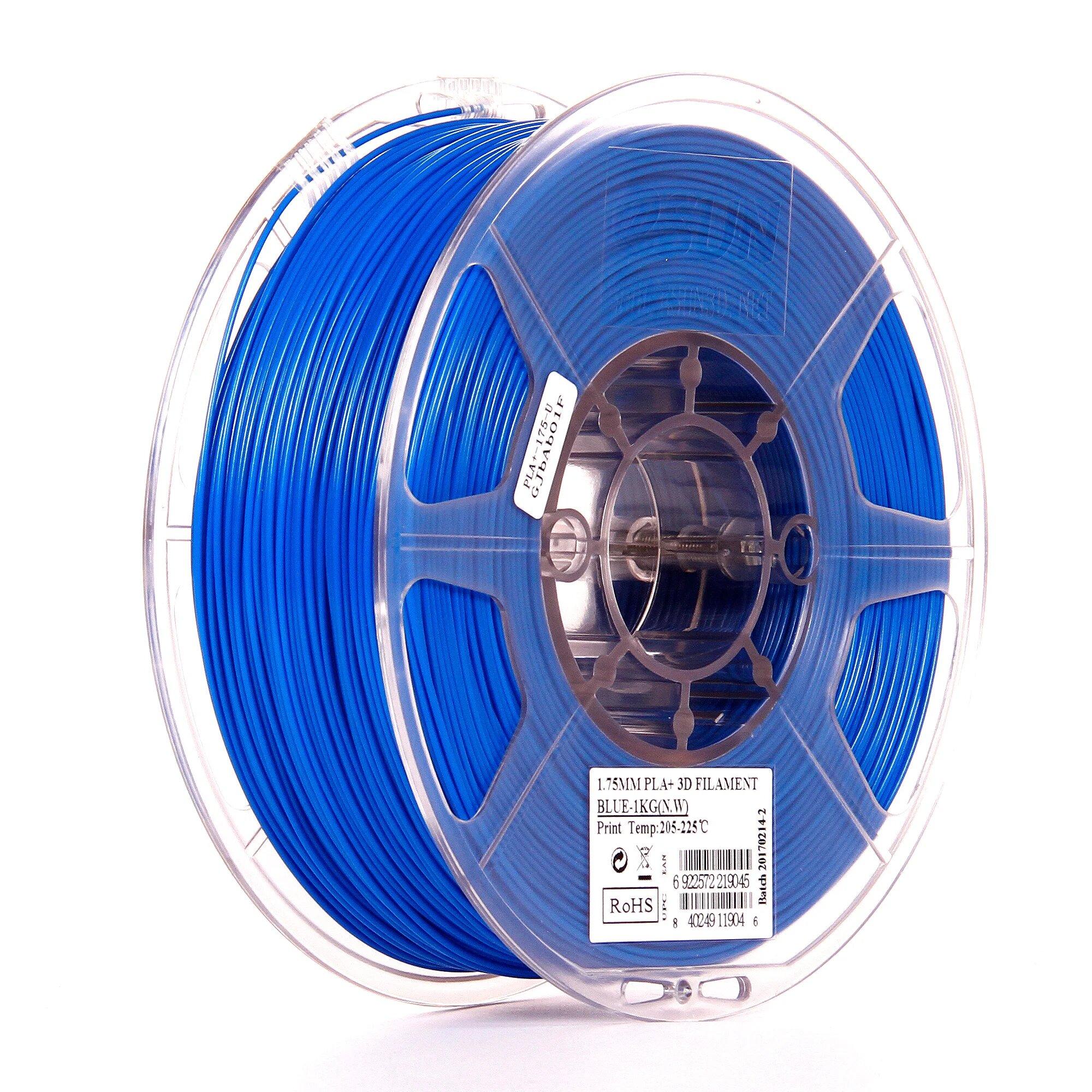 eSUN PLA Transparent  Glass Light Blue Filament