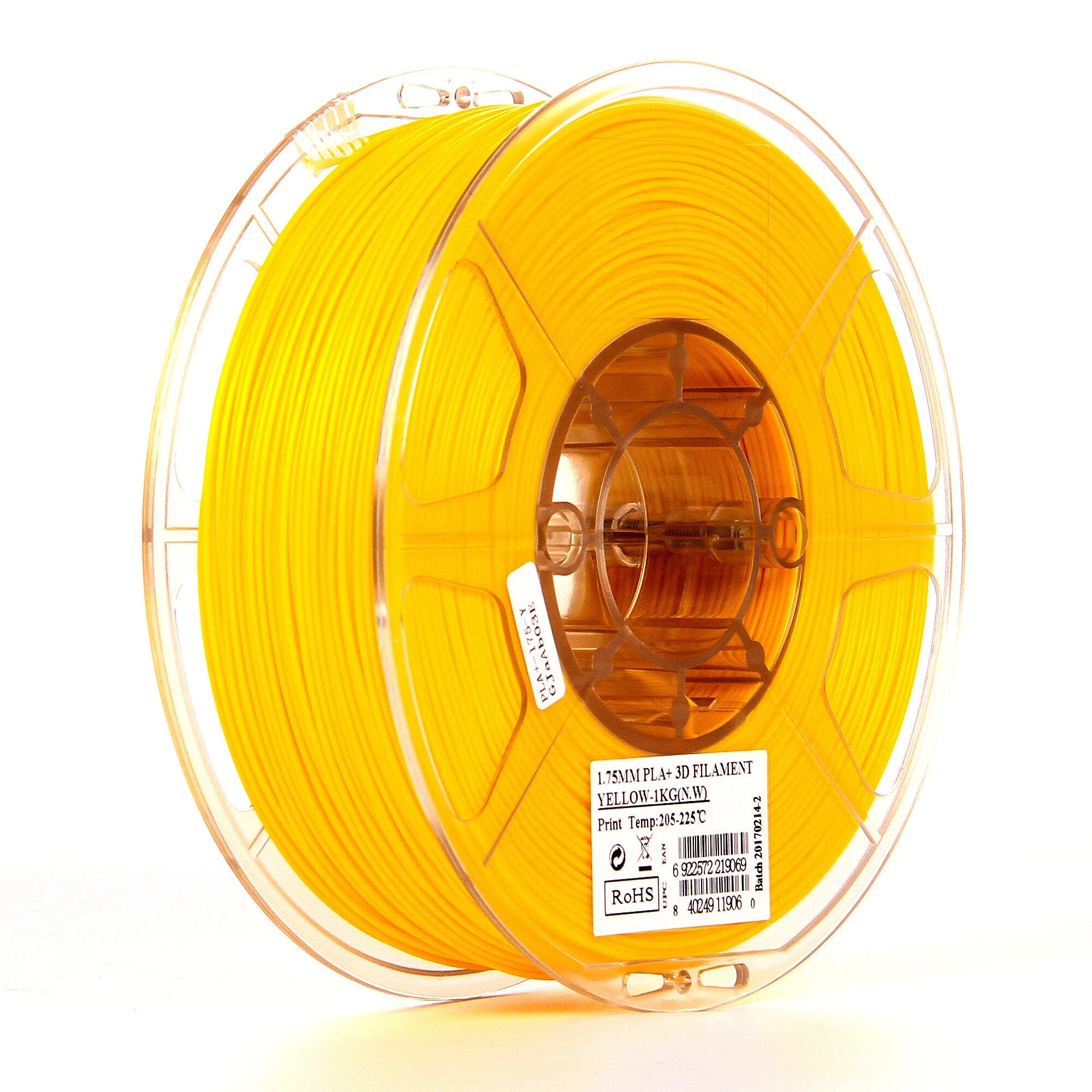 eSUN ABS + Yellow  Filament