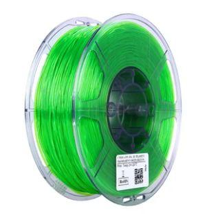 eSun TPU-95A filament Transparent Green