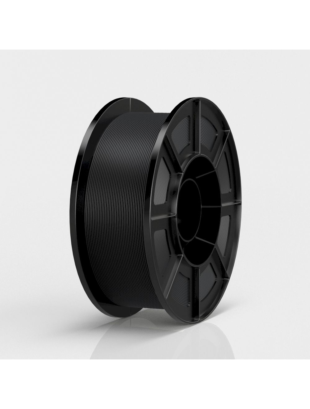 TronHoo PLA+ Black