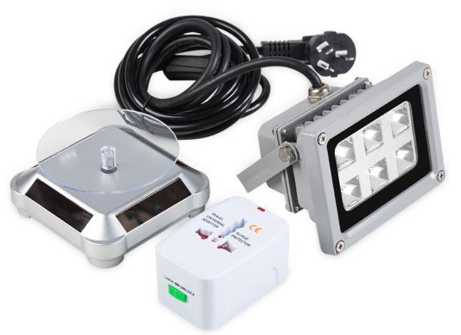 UV Curing Light Kit