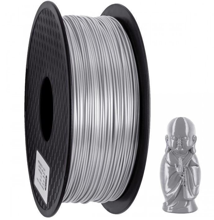 Geeetech PLA Silk Silver