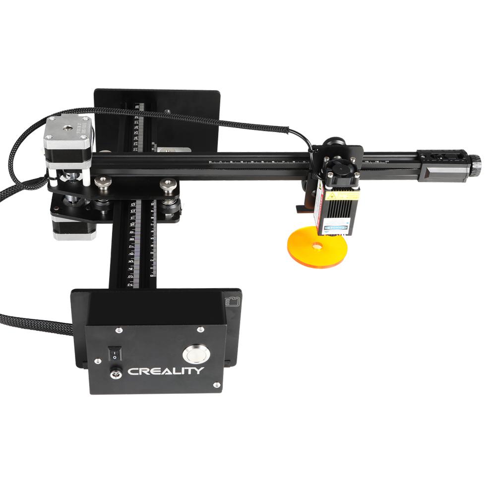 Ender-V2 + Carving Machine + Smart Kit