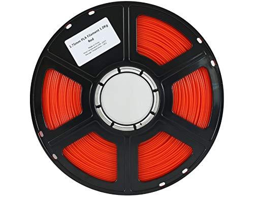 Flashforge PLA Matte Filament Red
