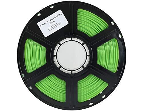 Flashforge PLA Matte Filament Green