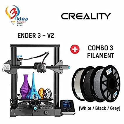 Ender-3 V2 + Combo Filament