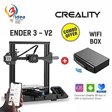 Ender-3 V2 + WIFI Box