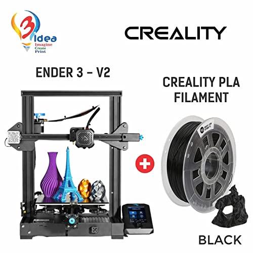Ender-3 V2 + Creality PLA White