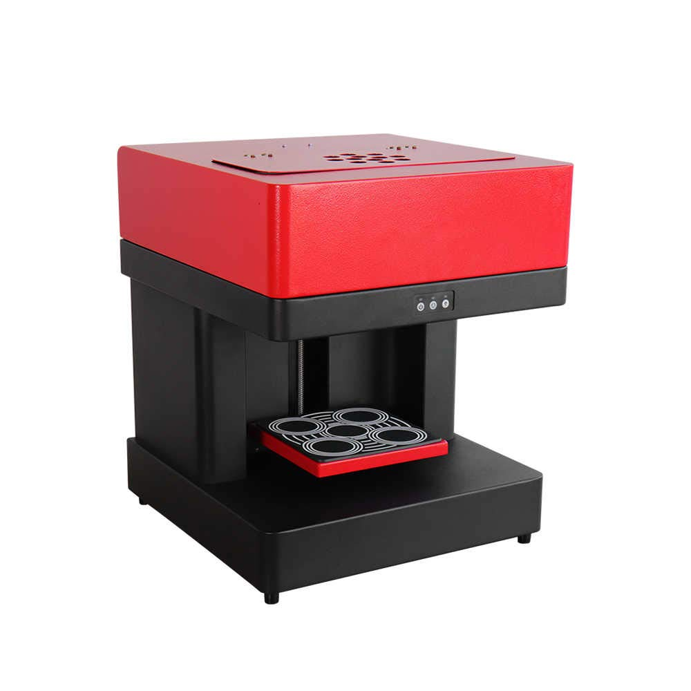 Coffee Printer 4 CUP - RED